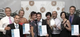 Coffs Coast Health Club Sunnys Award 2012
