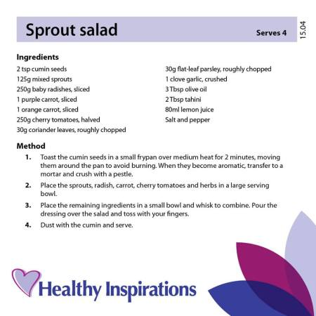 sproutsalad