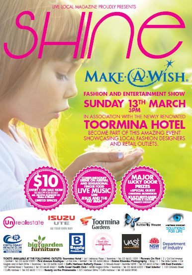 make a wish poster