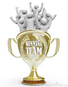 trophy team