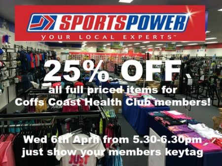 Sportspower Coffs Harbour 2
