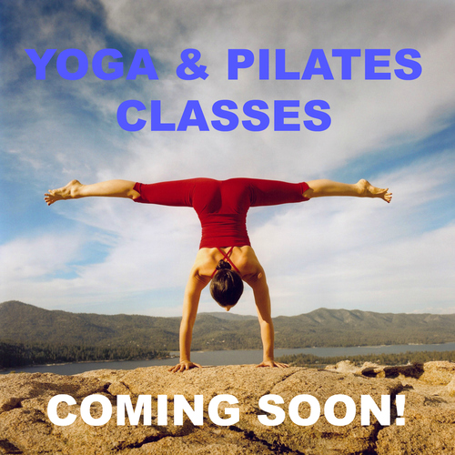 yoga pilates coming soon 2